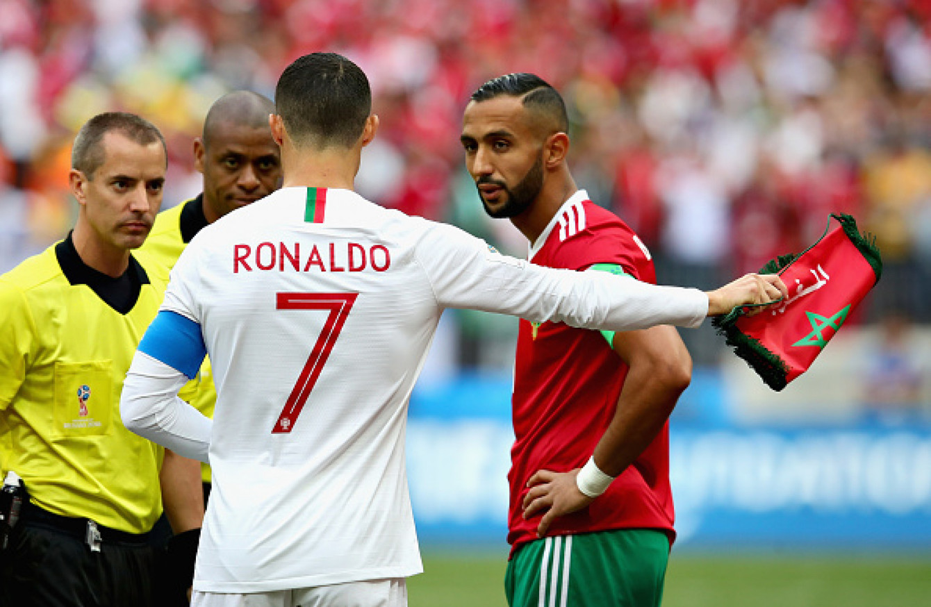 check out 6a846 640ae World Cup referee 'strongly refutes' claims he asked for ...