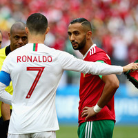 World Cup referee 'strongly refutes' claims he asked for Ronaldo's jersey at half-time