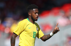 Brazilian midfielder completes €53 million Man United move