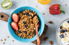 6 of the best... healthy homemade granola recipes