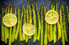 What to do with... crisp, firm and green asparagus