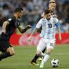As it happened: Argentina vs Croatia, World Cup