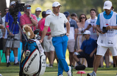 McIlroy one off the lead at Travelers Championship, solid start for Harrington
