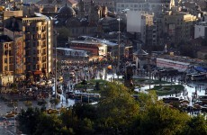 At least 15 injured in suspected suicide bombing in Turkey