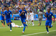 Late goals from big names Coutinho and Neymar hand Brazil first win of the tournament