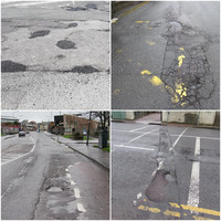 Council urged to stop 'Mickey Mouse' road patch-ups and invest in full improvement plan