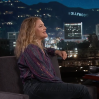 Drew Barrymore accidentally shared a story about spray-painting her ex-boyfriend's car