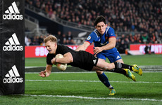 Lacey the latest under fire as All Blacks scorch in for 7 tries against France