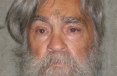 California prison officials release new photo of Charles Manson