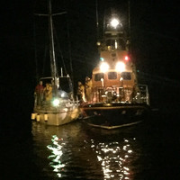 Yacht of lone skipper on round-the-world sailing trip rescued by RNLI in West Cork