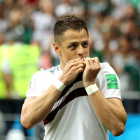 Chicharito and Vela on the scoresheet as impressive Mexico make it two wins from two
