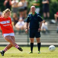 Saoirse Noonan scores brace on senior debut to reclaim Munster crown for Cork