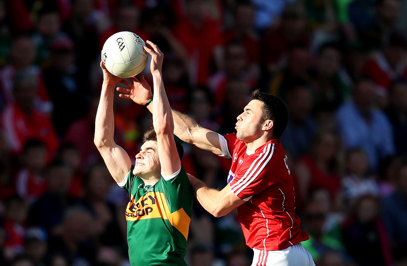 2-4 for Geaney as Kerry cruise past Cork to make it 6