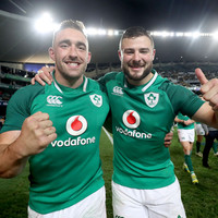 All Blacks and November next in Schmidt's sights as Ireland's success rolls on