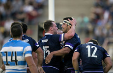 Scotland run riot in Argentina to end tour with record-breaking win