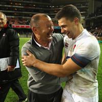 Jones: England back on road to being world's best