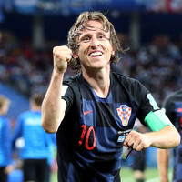 'Modric would maybe be a Ballon d'Or winner if he was German or Spanish'