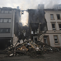 25 people injured in explosion at German apartment building