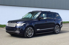 Motor Envy: The Range Rover is one of the best luxury cars in the world. Fact.