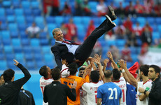 Queiroz: Iran will follow the 'three Rs' against Ronaldo and Portugal