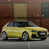 New Audi A1 Sportback gets dynamic new styling and an all-petrol lineup