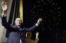 Erdogan says Turkey has given world 'lesson in democracy' as he sweeps to election victory