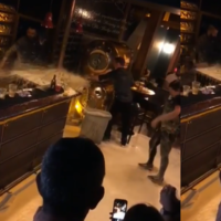 The Ballsbridge pub owned by Irish rugby players was flooded with beer after a tank burst