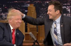 Donald Trump has attacked Jimmy Fallon over the hair-tousling incident ...it's The Dredge