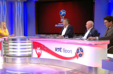 Here's RTÉ's World Cup schedule for this week as the group stages reaches its climax