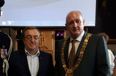 Independent councillor Nial Ring elected as new Lord Mayor of Dublin
