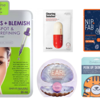 8 sheet masks under €8 that I am fully obsessed with