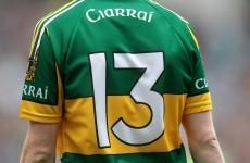 He's back: Cooper returns to lead Kingdom against Mayo