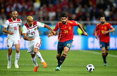 'Transmission issue' affects RTÉ's live coverage of Spain-Morocco clash