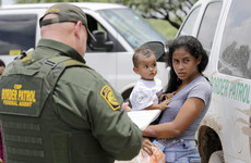US border agents scale back zero-tolerance policy for migrant families
