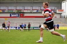 Fighting fit: Ferris gets the nod for Heineken Cup clash