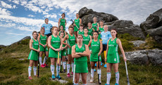 Ireland unveil squad for first World Cup appearance in 16 years at London 2018