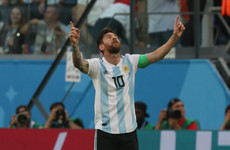 Messi and Rojo magic helps nervy Argentina reach World Cup last 16