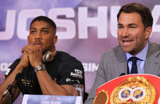 Povetkin likely next as Joshua left frustrated by Wilder's 'big game', says Hearn