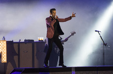 The Killers played Dublin last night - and basically everyone in the city could hear them