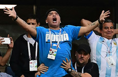'I'm fine' - Argentina legend Maradona allays health fears after requiring medical assistance