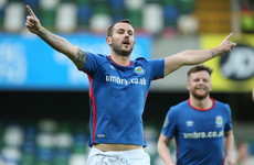 Dubliner Kurtis Byrne joins Welsh champions TNS from Linfield