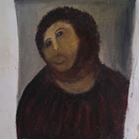 Another Spanish church has come under fire for a 'frightening' art restoration