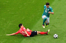 As it happened: South Korea v Germany, World Cup, Group F