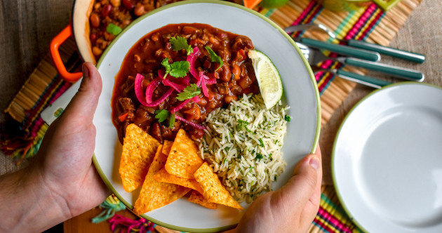 The perfect summer feast: Crave-worthy Mexican chilli and the only guacamole recipe you'll ever need