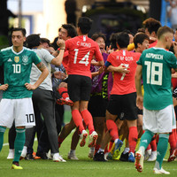 South Korea celebrated like they had qualified for last 16 as players weren't told Sweden were cruising