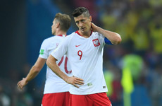 No ructions in Poland camp after Lewandowski says team has 'too little quality,' insists team-mate