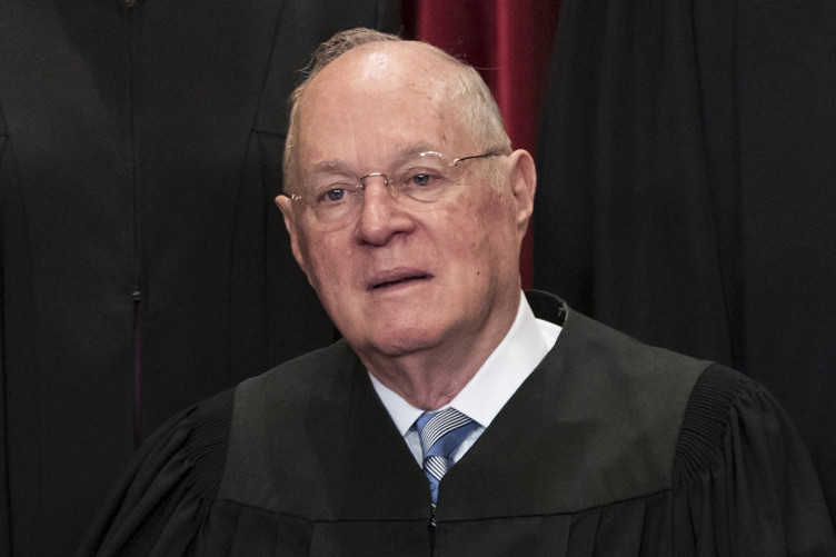 US Supreme Court Justice Anthony Kennedy