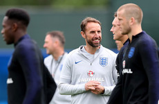 'We're here to win, not plot final route,' says England boss Southgate