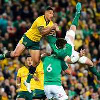 Folau loses appeal against ban for aerial clash with Peter O'Mahony