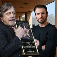 Chris Evans and Mark Hamill discussed whether Luke Skywalker would beat Captain America in a fight